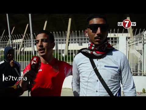 شاهد ارتياح لجماهير السوسية لاستدعاء المنتخب المغربي للاعب كريم بعدي