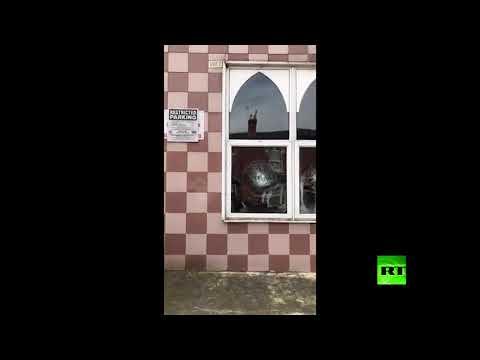 شاهد سلسلة اعتداءات على مراكز إسلامية ومساجد في برمنغهام البريطانية