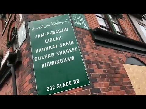 شاهد اعتداءات مُتطرفة على 5 مساجد في مدينة برمنغهام البريطانية