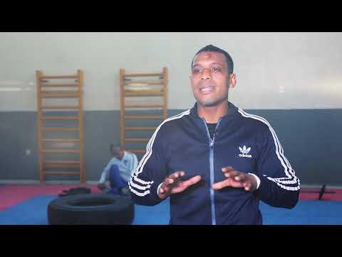 شاهد سعيد مولا يتحدث عن واقع رياضة المصارعة في المغرب