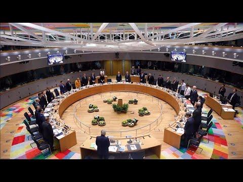 شاهد بلجيكا تُحيي الذكرى الثالثة لضحايا تفجيرات بروكسل في 2016