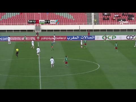 بث مباشر لمباراة المنتخب المغربي الأولمبي والكونغو 