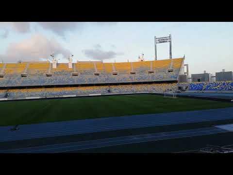 ملعب طنجة يستعد لاستضافة مباراة المغرب والأرجنتين