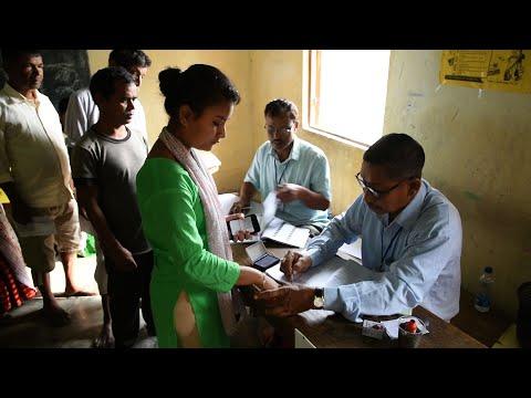 شاهد بدء المرحلة الثانية من الانتخابات التشريعية في الهند