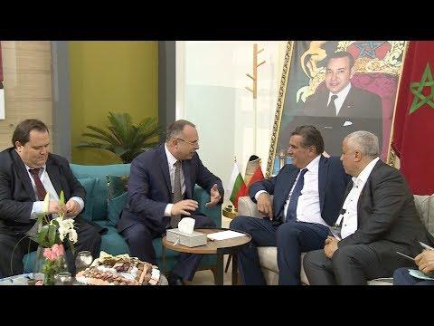 شاهد تحرك مغربي بلغاري نحو توطيد العلاقات في المجال التجاري