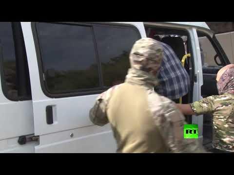 الأمن الروسي يعتقل مجموعة من أنصار  التحرير الإسلامي في القرم
