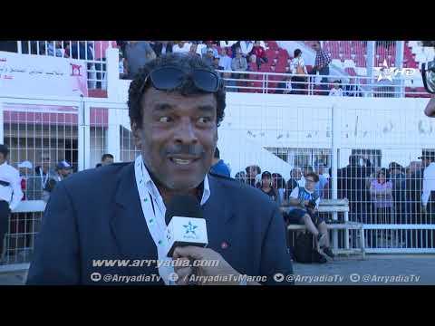 شاهد تكريم اللاعب السابق لجمعية سلا عبدالحي بنجيلاني