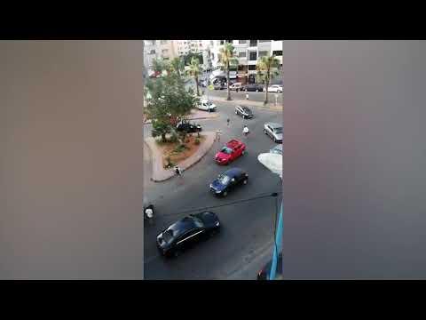 هجوم خطير على حافلة في الدار البيضاء يُثير الرعب والهلع