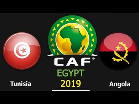 شاهد بثّ مباشر لمباراة تونس وأنغولا