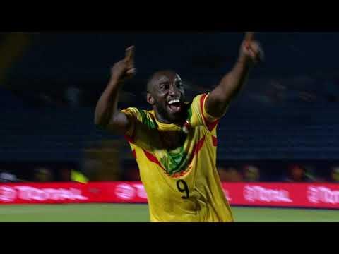 شاهد مُلخَّص وأهداف مباراة مالي وموريتانيا