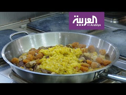 طريقة تحضير طبق البيلاف التقليدي من داخل المطبخ الأذري