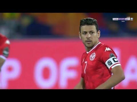 شاهد هدف منتخب تونس ضد غانا