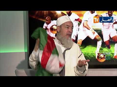 شاهد الشيخ شمس الدين يُؤكّد أنّ الكرة تصلح ما أفسدته السياسة
