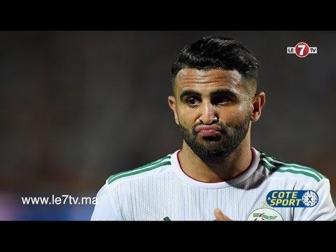 شاهد بورتريه عن نجم المنتخب الجزائري رياض محرز