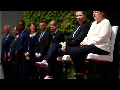 استطلاع رأي في ألمانيا حول صحة أنجيلا ميركل