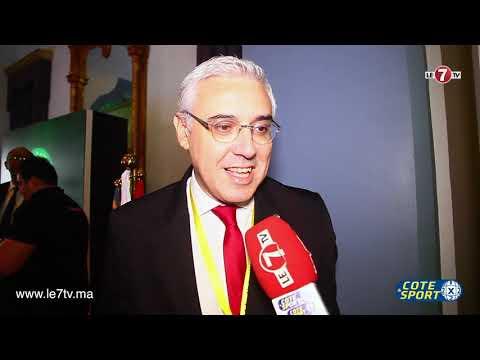 شاهد نائب رئيس الاتحاد المغربي يكشف حقيقة استقالة هيرفي رونار
