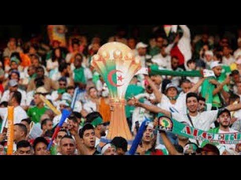 شاهد بثّ مباشر لمباراة السنغال والجزائر