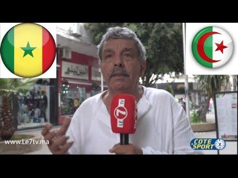 شاهد رأي الصحافي  أبو سهل في تتويج المنتخب الجزائري باللقب الإفريقي