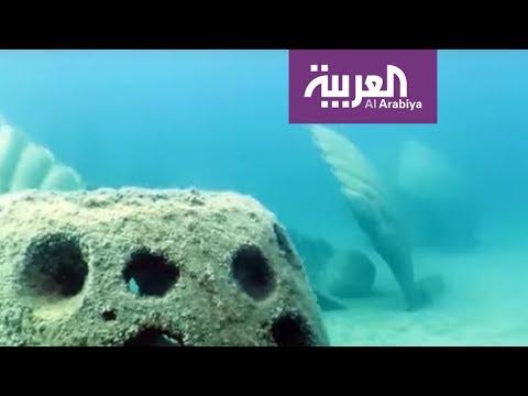 شاهد تجول داخل أول متحف تحت الماء في السعودية