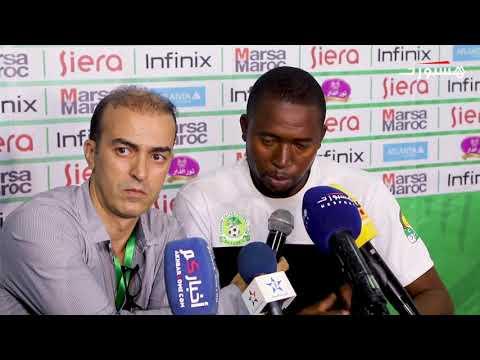شاهد مدرب بريكاما يؤكد أن الخسارة واردة في كرة القدم