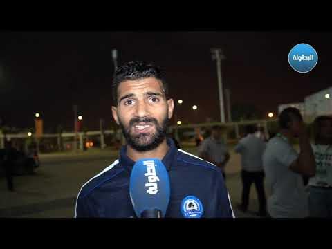 شاهد هشام مرشاد دخلنا المباراة ضد الرجاء عازمين على الفوز