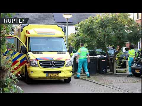 شاهد حادث إطلاق نار في هولندا يسفر عن مقتل 3 أشخاص