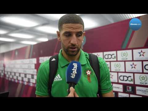 شاهد تاعرابت يُؤكّد أنّه يتمنّى تسخير خبرته لمصلحة المنتخب المغربي