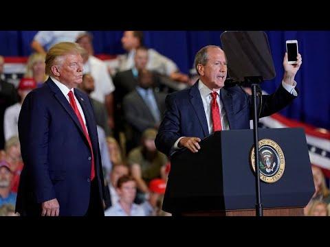 شاهد مرشحا ترامب يفوزان في انتخابات الكونغرس الخاصة
