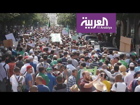 شاهد الشارع الجزائري على وشك الإطاحة برئيس الحكومة