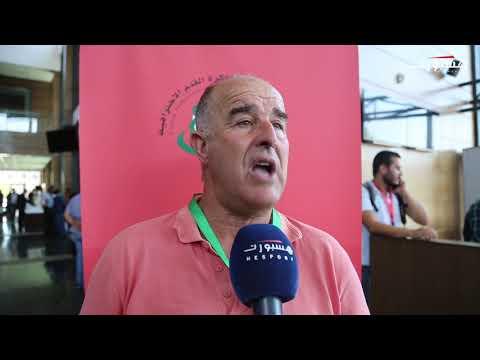 شاهد الكاتب العام لشباب الحسيمة يطالب الاتحاد المغربي بالإنصاف