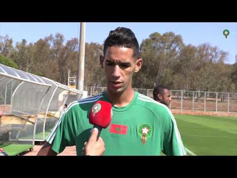 المنتخب الوطني للاعبين المحليين يواصل استعداداته لمواجهة الجزائر