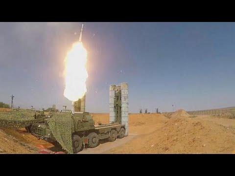 شاهد الجيش الروسي يبدأ تدريبات عسكرية لمواجهة أي تهديدات في آسيا الوسطى