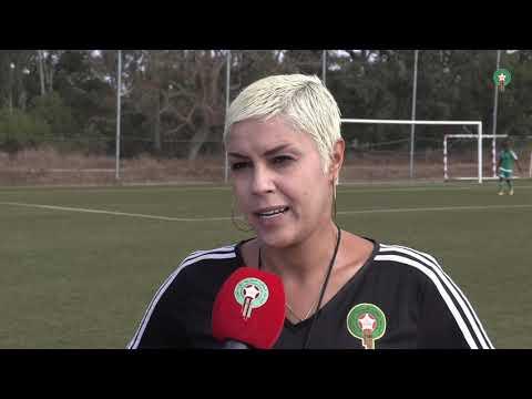 المنتخب المغربي النسوي يواصل استعداداته لكأس شمال أفريقيا