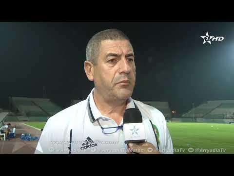 شاهد عبدالرزاق هيفتي يؤكد جاهزية الأسود لمواجهة الجزائر