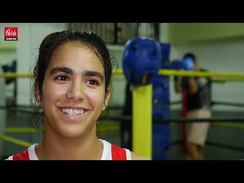 شاهد شيماء غدي قصة بطلة في الملاكمة جعلت من الرياضة محور حياتها