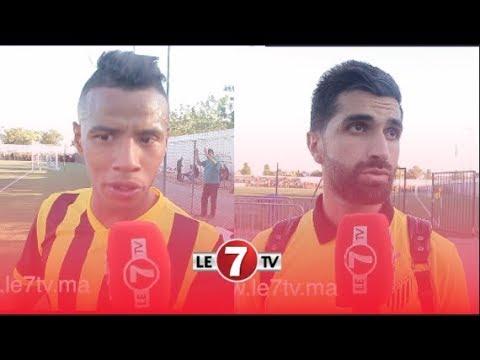 لاعبو المغرب الفاسي يؤكدون أنهم تعرضوا لظلم تحكيمي واضح
