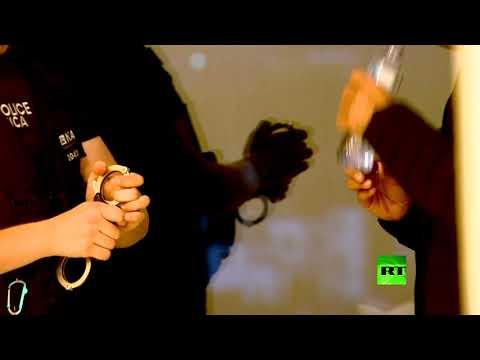 شاهد الشرطة البريطانية تضبط 50 طنًا من المخدرات