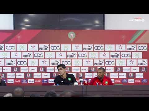 شاهد بونو يُطالب اللاعب المحلي بفرض نفسه داخل المنتخب المغربي