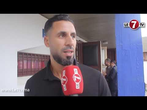 شاهد أبو شروان يؤكد أن هناك لاعبون ومدربون كثيرون يستحقون التكريم