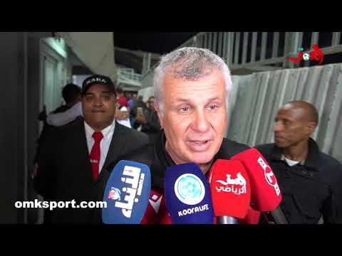زوران مدرب الوداد يتوعد  الرجاء الرياضي بالهزيمة في الديربي العربي