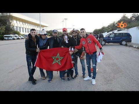 الجماهير تعلق على غياب أمين حاريث و تختار عميد المنتخب المغربي