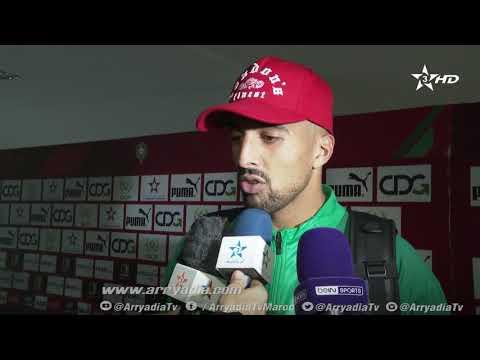 شاهد عليوي يُؤكّد على أن نتيجة التعادل أمام موريتانيا كانت غير متوقعة