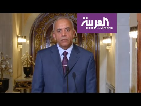 شاهد رئيس الحكومة التونسي المكلف يبدأ مشاورات لتشكيلها