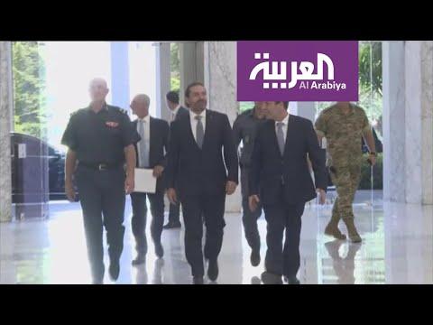 شاهد الرئيس اللبناني يجدد التأكيد بأن الأيام المُقبلة ستحمل تطورات إيجابية في الدولة