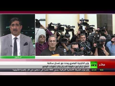 شاهد حكومة السراج الليبية بين الاتفاق مع أنقرة وغضب القاهرة