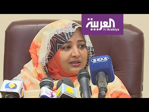 شاهد القبض على زوجة البشير والنيابة تباشر التحري حول حساباتها