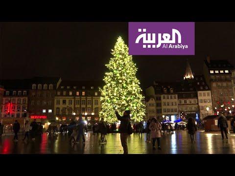 شاهد جولة في أكبر أسواق الميلاد في أوروبا