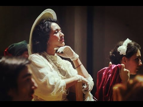 شاهد المخرجة الروسية الأردنية الأصل ليلى أبو الكشك تبوح بأسرارها