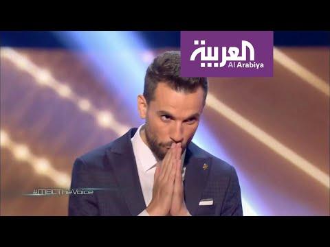 شاهد تعليق مهدي عياشي وراغب علامة بعد إعلان الفوز
