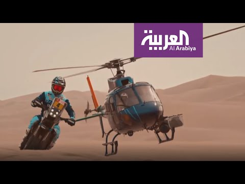 شاهد تعرف على نجوم المرحلة الأولى من رالي داكار السعودية 2020